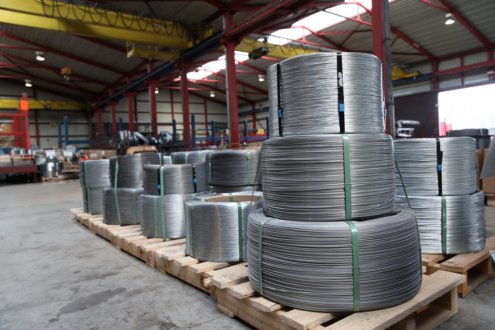 High Carbon Steel Wire   Koddaert NV