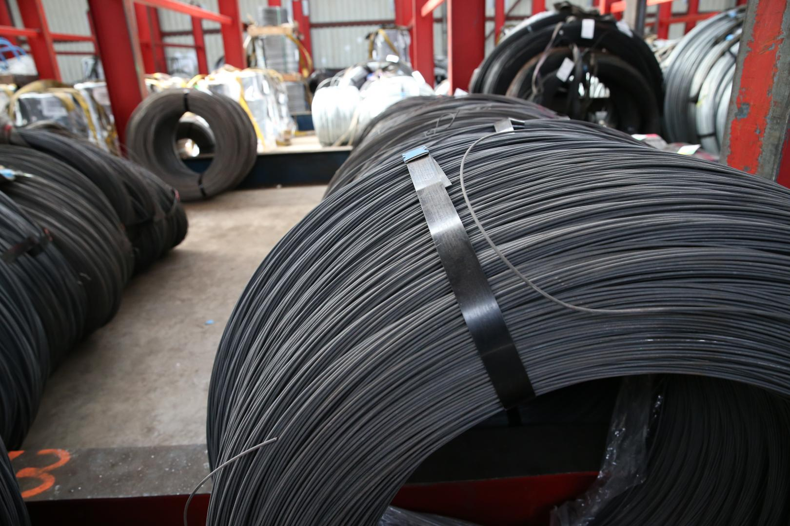 Low Carbon Steel Wire | Koddaert NV